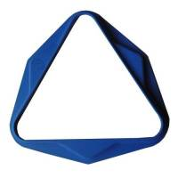 Triangle&Losange Triangle plastique Bleu 50,8 mm