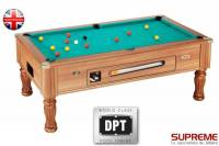 Billard Windsor 7ft Châtaignier à monnayeur Dpt