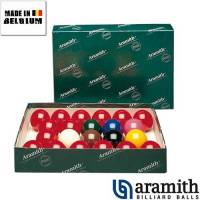 Bille de billard Billes Snooker Aramith 57 mm