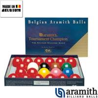 Bille de billard Billes Snooker Aramith 52.4 mm Tournament Champion