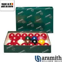 Bille de billard Billes Snooker 22 Billes Aramith 50.8 mm