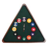 Horloge Billard Pendule Billard Triangle