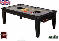 Billard Pool York 7ft Noir