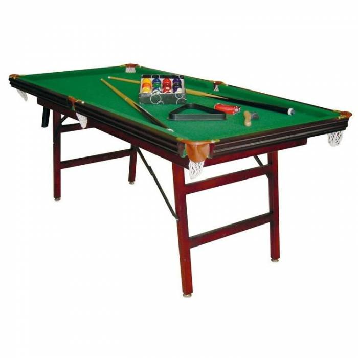 billard hobby 6 ft acajou jmj billard
