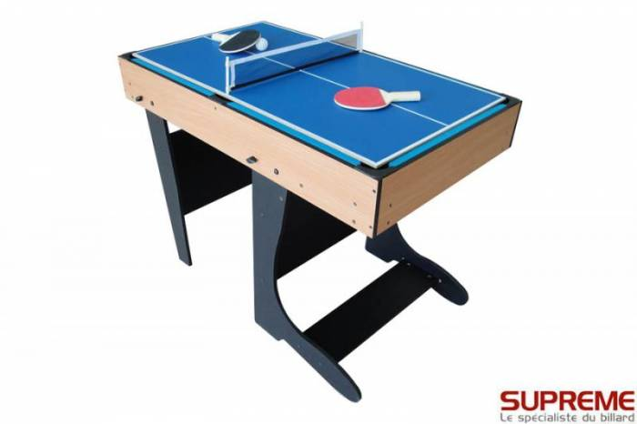 table multi jeux 21 en 1 pliable bois riley jmj billard. Black Bedroom Furniture Sets. Home Design Ideas